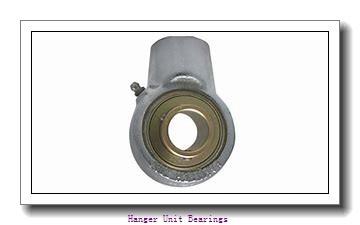 1 Inch | 25.4 Millimeter x 1.75 Inch | 44.45 Millimeter x 2.5 Inch | 63.5 Millimeter  SEALMASTER SCHBD-16  Hanger Unit Bearings
