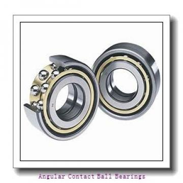 20 mm x 47 mm x 20.6 mm  SKF 3204 A  Angular Contact Ball Bearings