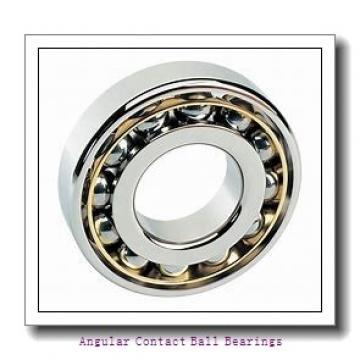 1.969 Inch | 50 Millimeter x 4.331 Inch | 110 Millimeter x 1.748 Inch | 44.4 Millimeter  SKF 3310 A-ZNR/C3  Angular Contact Ball Bearings