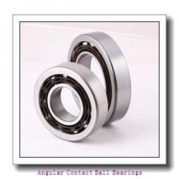 80 mm x 170 mm x 39 mm  SKF 7316 BEP  Angular Contact Ball Bearings