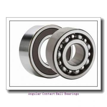 0.669 Inch | 17 Millimeter x 1.575 Inch | 40 Millimeter x 0.689 Inch | 17.5 Millimeter  SKF 3203 A-2RS1TN9  Angular Contact Ball Bearings