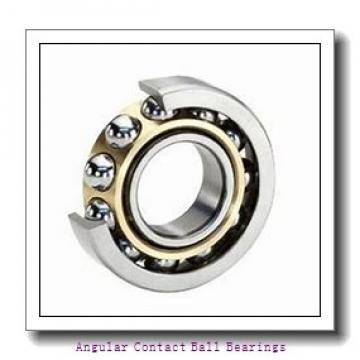 0.984 Inch | 25 Millimeter x 2.047 Inch | 52 Millimeter x 0.811 Inch | 20.6 Millimeter  SKF 3205 ATN9  Angular Contact Ball Bearings