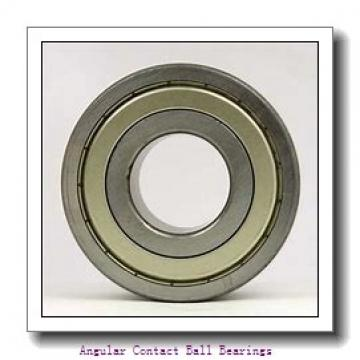 25 mm x 52 mm x 20.6 mm  SKF 3205 A-2ZTN9/MT33  Angular Contact Ball Bearings