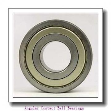 55 mm x 120 mm x 29 mm  SKF QJ 311 MA  Angular Contact Ball Bearings