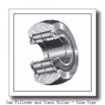 CONSOLIDATED BEARING YCRS-22  Cam Follower and Track Roller - Yoke Type