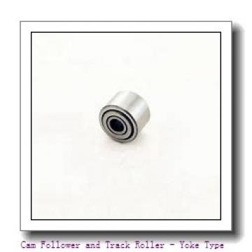 CONSOLIDATED BEARING RNA-2201-2RSX  Cam Follower and Track Roller - Yoke Type
