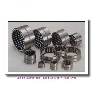 CONSOLIDATED BEARING RNA-2208-2RSX  Cam Follower and Track Roller - Yoke Type