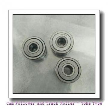 CONSOLIDATED BEARING RNA-2204-2RS  Cam Follower and Track Roller - Yoke Type