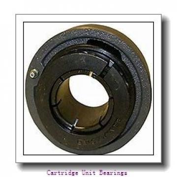 QM INDUSTRIES QMMC22J110ST  Cartridge Unit Bearings