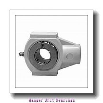 1.125 Inch | 28.575 Millimeter x 1.5 Inch | 38.1 Millimeter x 2.5 Inch | 63.5 Millimeter  SEALMASTER SEHB-18TC  Hanger Unit Bearings