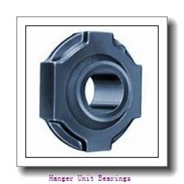 1.875 Inch   47.625 Millimeter x 2.5 Inch   63.5 Millimeter x 3.25 Inch   82.55 Millimeter  SEALMASTER SEHBD-30  Hanger Unit Bearings