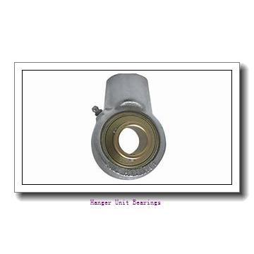 2.25 Inch | 57.15 Millimeter x 5.625 Inch | 142.875 Millimeter x 4 Inch | 101.6 Millimeter  SEALMASTER SEHB-36C  Hanger Unit Bearings