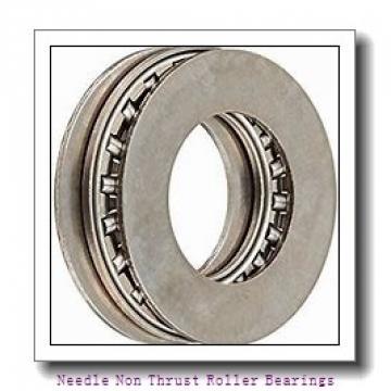 0.813 Inch | 20.65 Millimeter x 1.063 Inch | 27 Millimeter x 0.375 Inch | 9.525 Millimeter  IKO BA136ZOH  Needle Non Thrust Roller Bearings
