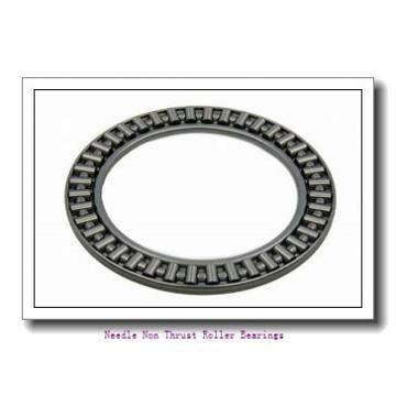 0.197 Inch | 5 Millimeter x 0.354 Inch | 9 Millimeter x 0.354 Inch | 9 Millimeter  IKO TLA59Z  Needle Non Thrust Roller Bearings
