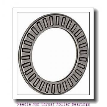 0.394 Inch | 10 Millimeter x 0.669 Inch | 17 Millimeter x 0.63 Inch | 16 Millimeter  IKO TAF101716  Needle Non Thrust Roller Bearings
