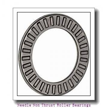 1.496 Inch | 38 Millimeter x 1.89 Inch | 48 Millimeter x 0.787 Inch | 20 Millimeter  IKO TAF384820  Needle Non Thrust Roller Bearings