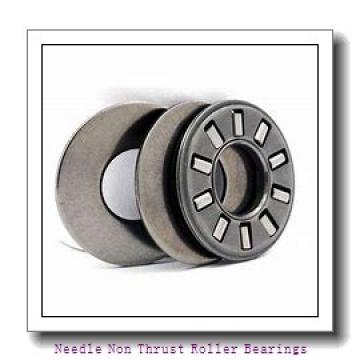 0.813 Inch | 20.65 Millimeter x 1.063 Inch | 27 Millimeter x 0.5 Inch | 12.7 Millimeter  IKO BA138ZOH  Needle Non Thrust Roller Bearings