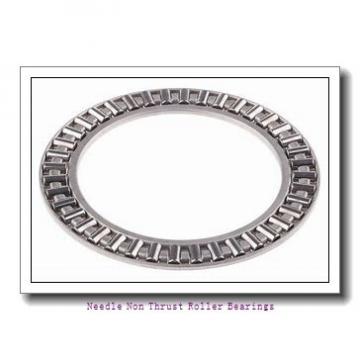 3.346 Inch   85 Millimeter x 4.134 Inch   105 Millimeter x 0.984 Inch   25 Millimeter  IKO TAF8510525  Needle Non Thrust Roller Bearings