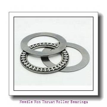 0.394 Inch   10 Millimeter x 0.669 Inch   17 Millimeter x 0.472 Inch   12 Millimeter  IKO TAF101712  Needle Non Thrust Roller Bearings