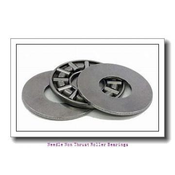0.315 Inch | 8 Millimeter x 0.591 Inch | 15 Millimeter x 0.394 Inch | 10 Millimeter  IKO RNA496  Needle Non Thrust Roller Bearings