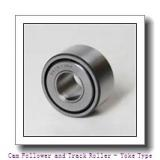CONSOLIDATED BEARING LFR-5302/10-ZZ  Cam Follower and Track Roller - Yoke Type